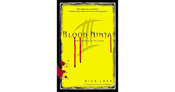 Amazon.com: Blood Ninja III: The Betrayal of the Living ...