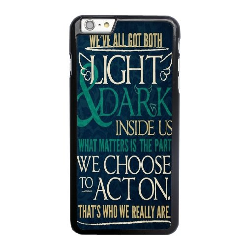 Coque,Apple Coque iphone 6 6S (4.7 pouce) Case Coque, Generic Etymology And Harry Potter Cover Case Cover for Coque iphone 6 6S (4.7 pouce) Noir Hard Plastic Phone Case Cover