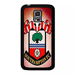 Red Light Popular Logo Southampton FC Phone Case Cover for Samsung Galaxy S5 Mini