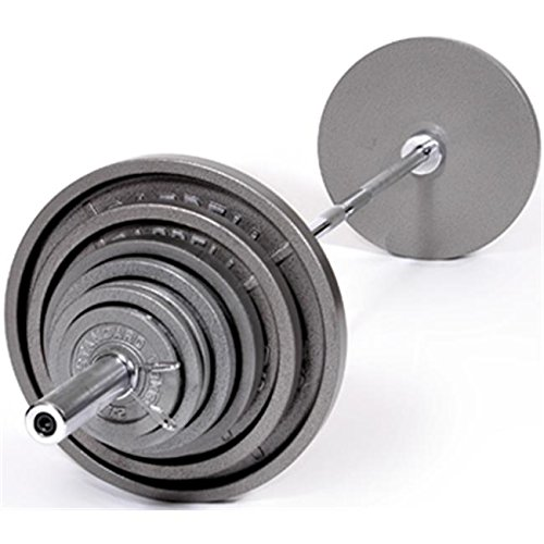 Troy USA Sports Olympic Weight Set by Serious Steel Fitness (Image #2)