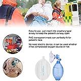 PVC Adult Breathing Bag Manual Tool