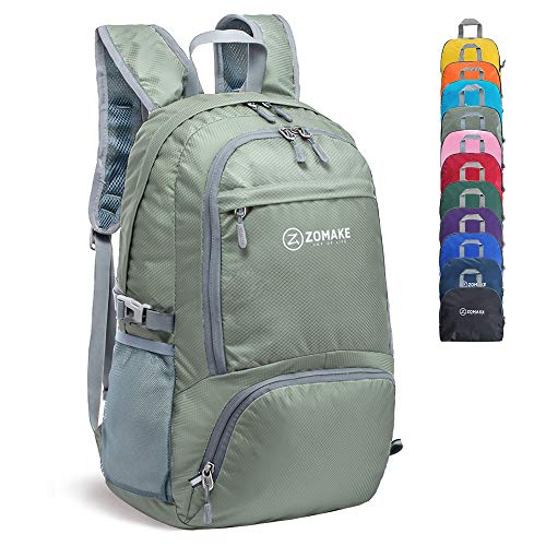 ZOMAKE 30L Lightweight Packable