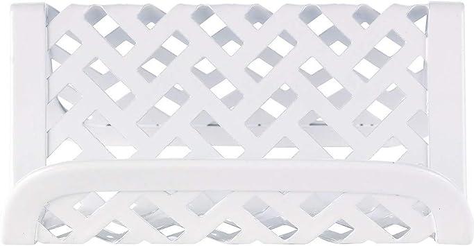 Staples 1116755 White Zigzag Letter Sorter 5.18-Inch H x 7-Inch L ...