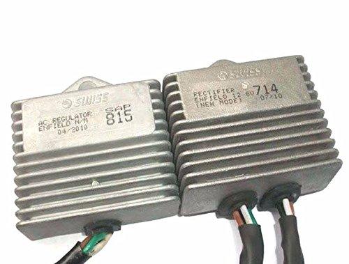 Enfield County Royal Enfield 12 Volt regolatore di tensione 112241 –  42