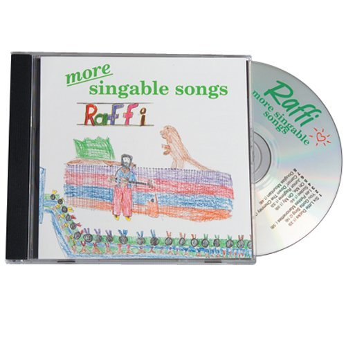 More Singable Songs - CD by Constructive Playthings