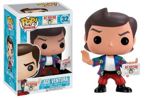 Ace Ventura Outfit (Funko POP Movies Ace Ventura Pet Detective Vinyl Figure)