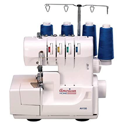 Amazon American Home Serger Sewing Machine AH40 By Tacony Impressive Sergers Sewing Machines