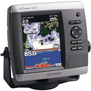 Amazon Com Garmin Gpsmap 541s 5 Inch Waterproof Marine