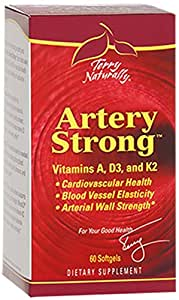 Terry Naturally Europharma Artery Strong - 60 Softgels