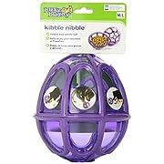 Amazon #LightningDeal 67% claimed: PetSafe Busy Buddy Kibble Nibble Feeder Ball, Medium/Large