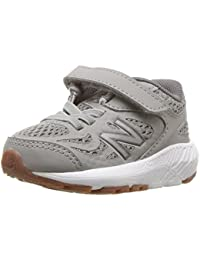 Kids' 519v1 Hook and Loop Running Shoe