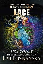Virtually Lace (High-Tech Crime Solvers Book 1)