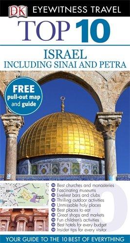 DK Eyewitness Top 10 Travel Guide: Israel, Sinai and Petra