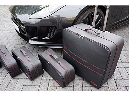 Jaguar F-Type F Type Coupe bag Suitcase Luggage Bag Set Genric