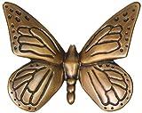 Butterfly Sculpture Outdoor Art - Bronze