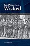 No Peace for the Wicked : Northern Protestant Soldiers and the American Civil War, Rolfs, David, 1572336625
