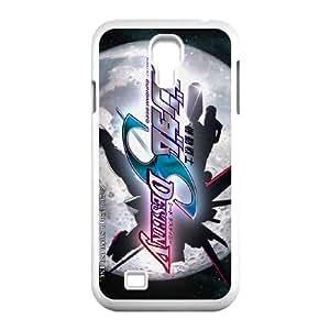 Samsung Galaxy S4 9500 White phone case Mobile Suit Gundam Birthday gift Best Xmas Gift for Boy JFE4394200