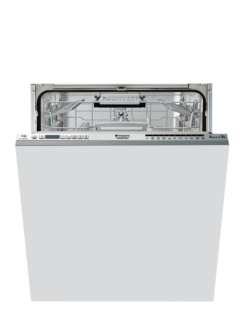 Hotpoint LTF 11M132 C EU Fully built-in 14place settings A+++ ...