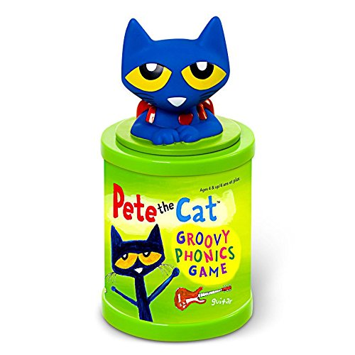 - Pete the Cat Groovy Phonics Game