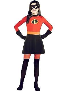hallocostume girls incredibles dress costume incredibles 2 halloween costumes for girls