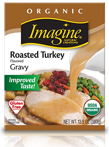 (Imagine Organic Gravy, Roasted Turkey, 13.5 Ounce (Pack of 12))