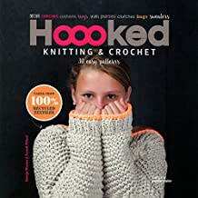 Hoooked Knitting & Crochet (Edition Marie Claire)