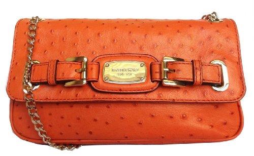 Michael Kors Ostrich Handbag - 1