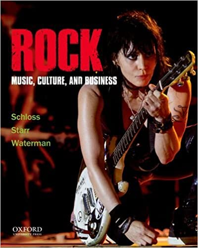 Book Rock: Music, Culture, and Business by Schloss Joseph G. Starr Larry Waterman Christopher (2012-01-27)