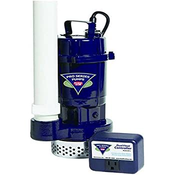 Phcc St1033 Dfc2 1 3 Hp St Series Sump Pump With Deluxe