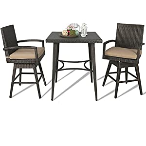 517rLmOu3EL._SS300_ Wicker Dining Chairs & Rattan Dining Chairs