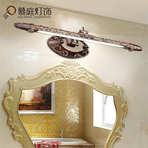 Industrial Vintage Wall Sconces Mirror Front Lamps Bathroom Wall Lights Bathroom Light -