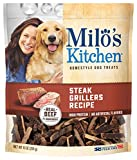 Cheap Milo'S Kitchen Steak Grillers Recipe With Angus Dog Treats, 10 Oz.
