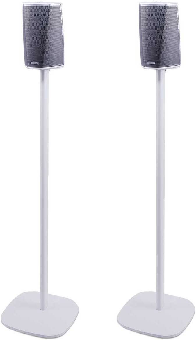 Wholesale Vebos Floor Stand Heos 1 White - Set Compatible with Denon Long Beach Mall