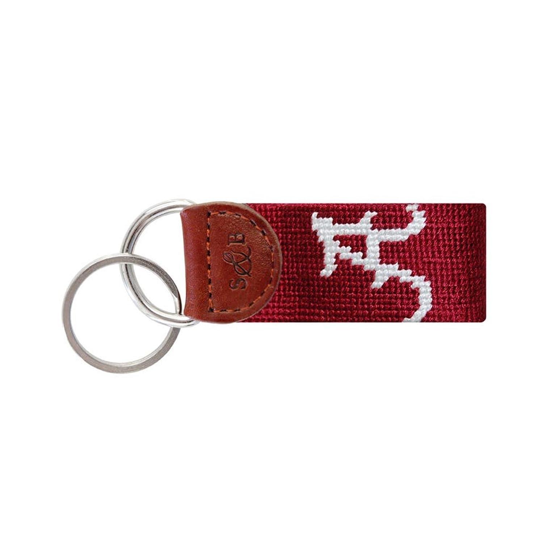 University of Alabama Needlepoint Key Fob by Smathers & Branson