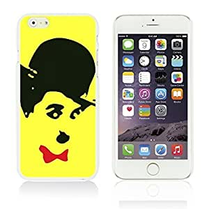 OnlineBestDigitalTM - Celebrity Star Hard Back Case for Apple iPhone 6 Plus (5.5 inch) Smartphone - Cute Chaplin