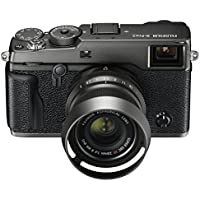 Fujifilm X-Pro2 Mirrorless Digital Camera + XF23mmF2 R WR Kit - Graphite