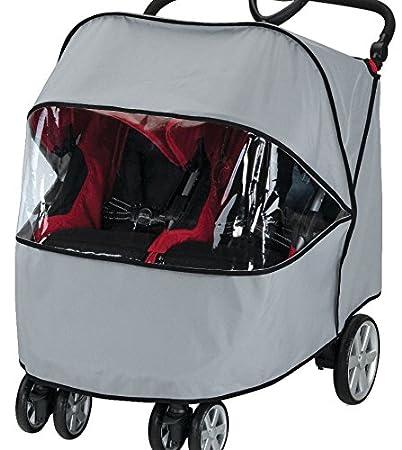 Amazon.com : Britax USA B-Agile Double Stroller Rain Cover : Baby