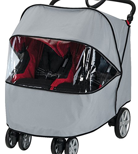 Rain Cover For Double Pram - 7