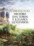 capa de História Das Terras E Lugares Lendários