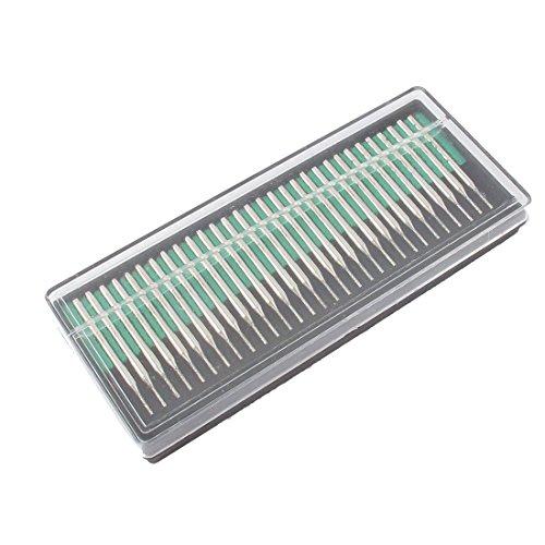 30 PC 1.5mm Diamant-Bit Tranchierbesteck 1/8