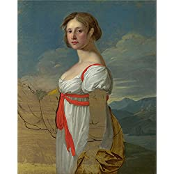 Oil Painting 'Italian Portrait Of A Woman', 12 x 15 inch / 30 x 38 cm , on High Definition HD canvas prints is for Gifts And Bed Room, Gym And Nursery Decoration, cheapest ing