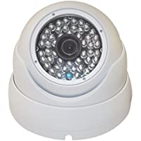 Evertech EV-CDM368FX V.8-W 800TVL 36 IR LED, Vandalproof, Day and Night, Indoor Outdoor BIG SIZE Dome Camera