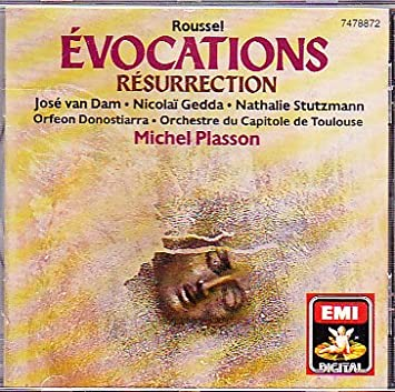 Roussel: Evocations / Résurrection - Plasson - Michel Plasson: Amazon.de:  Musik