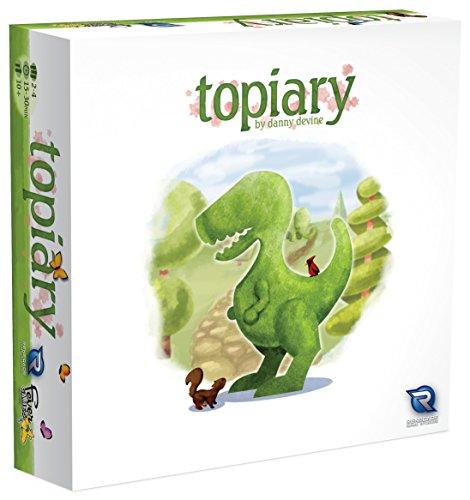 Renegade Game Studios Topiary Game Board (Topiary Paper)