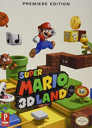 Super Mario 3D Land Guide (Prima Official Game Guides) (Super Mario 3 Strategy Guide compare prices)