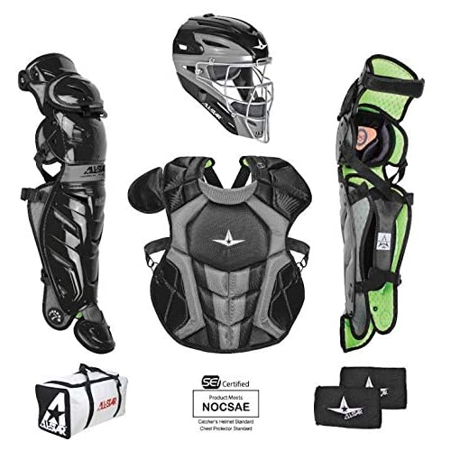 Image of All-Star Inter SYSTEM7 AXIS PRO Catchers Set 17H