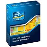 Intel Core i7 3820 Quad Core CPU (3.60GHz, 10MB Cache, Socket 2011, 130W, Sandy Bridge)