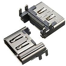 BisLinks® HDMI Port Socket Plug Replacement Part for Playstation 4 PS4