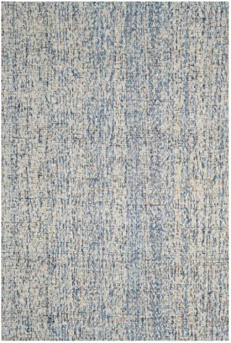 Buy wool rug 8x10 blue
