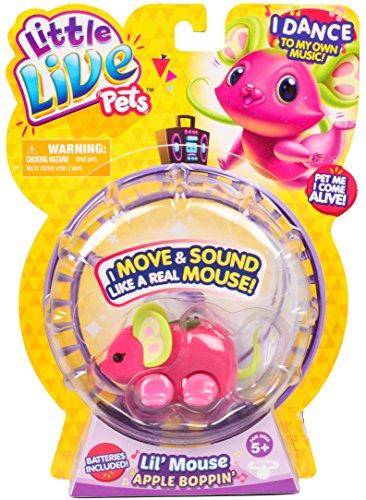 Little Live Pets Mouse - Apple Boppin